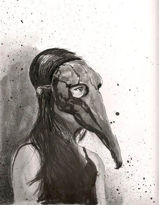 crowmask